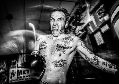 Pat – Le boxeur