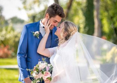 Mariage de Juliette et Maxime au Manoir du Prince